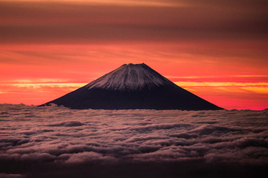 Mont Fuiji