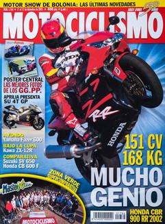 Magazine Motociclismo