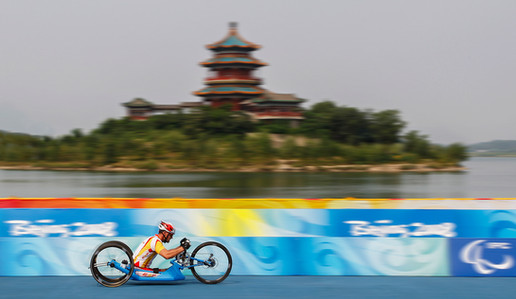 Paralympic Games Pekin 2008