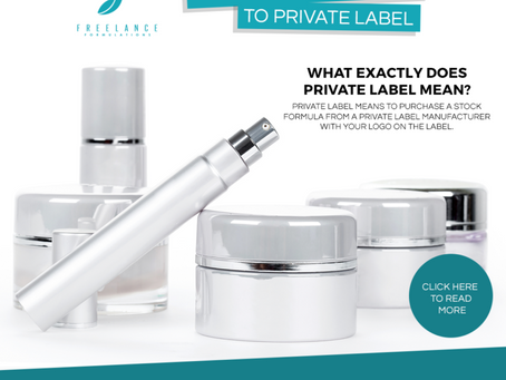3 Cons to the Private Label Industry