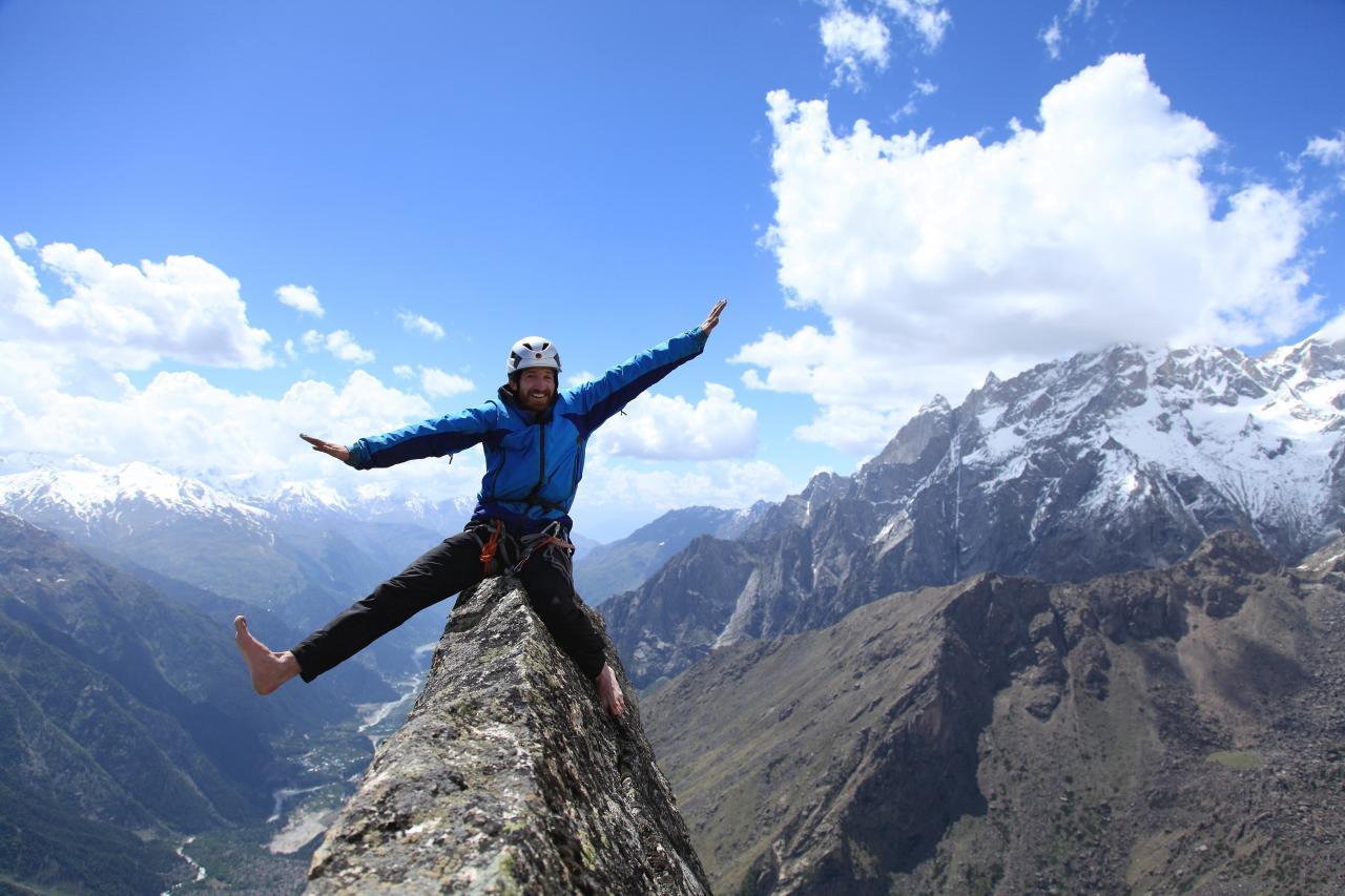 """Giovanni Quirici """"Shoshala Peak"""""""