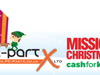 PC-Part X Is Back Again With CashForKids!