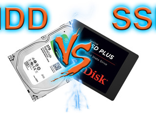 How an SSD can speed up your aging computer.