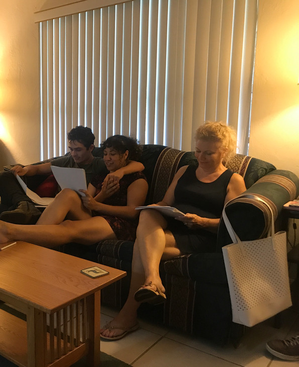 Table Read Hot Mess