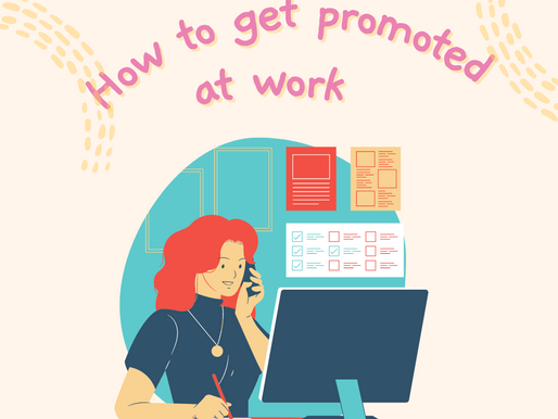 Get promoted at work - Is it easy?
