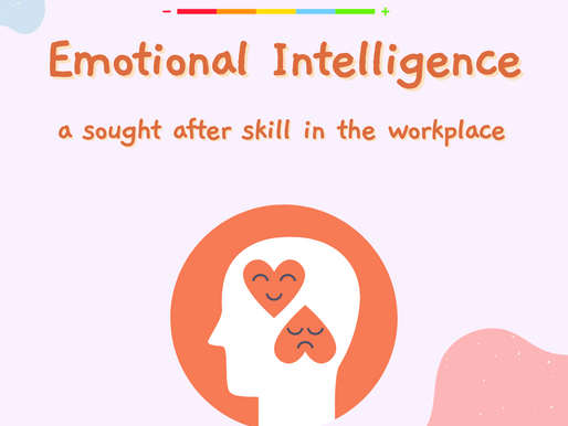 Emotional Intelligence - A Sought-after Skill in the Workplace