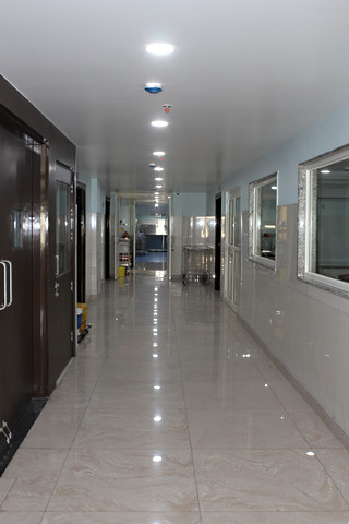 Critical Care Unit Floor
