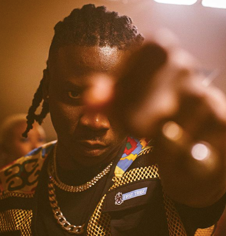 """Afro-Dancehall Heavyweight Stonebwoy Shares Visuals For """"African Party"""""""