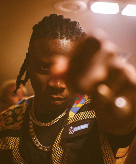 "Afro-Dancehall Heavyweight Stonebwoy Shares Visuals For ""African Party"""