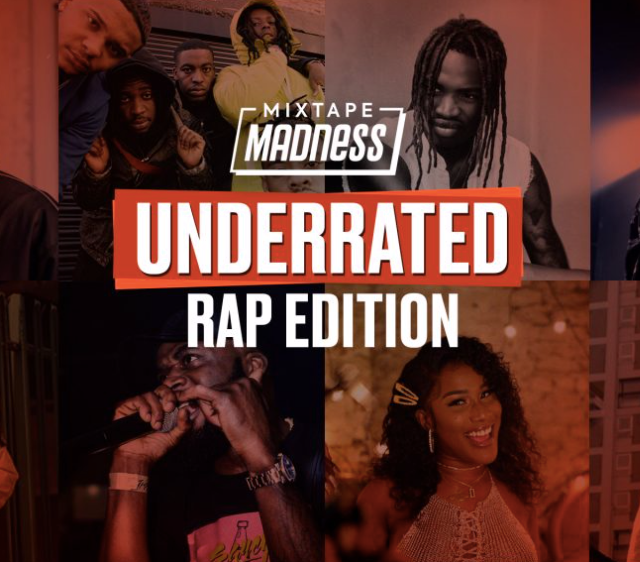 The Underrated List - Rap