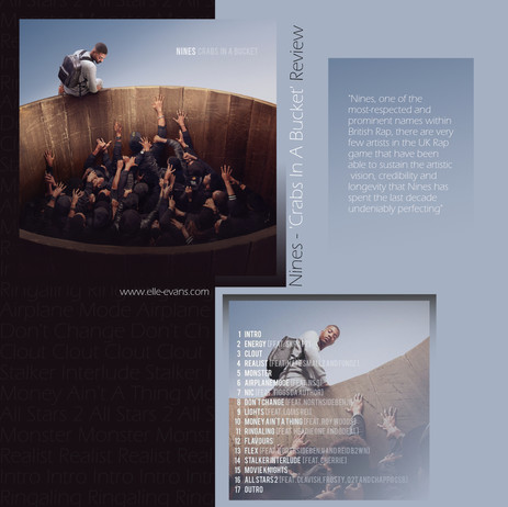Review: Nines - 'Crabs In A Bucket'