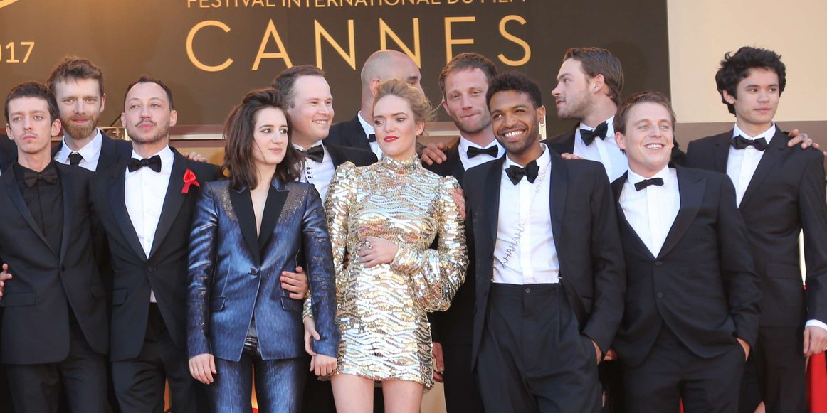120 Battements par minute à Cannes