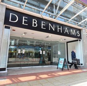 Boohoo buys Debenhams for £55m