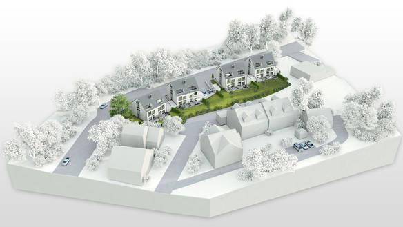 Neubau Leimen Umgebung