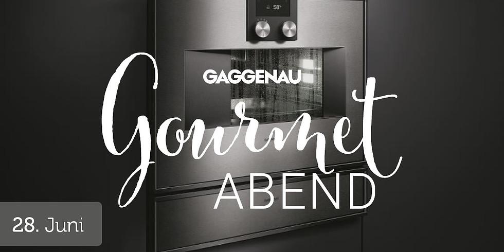 Gaggenau Gourmet Abend
