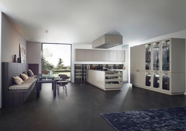 Leicht-Küche | VERVE-FS, TOPOS