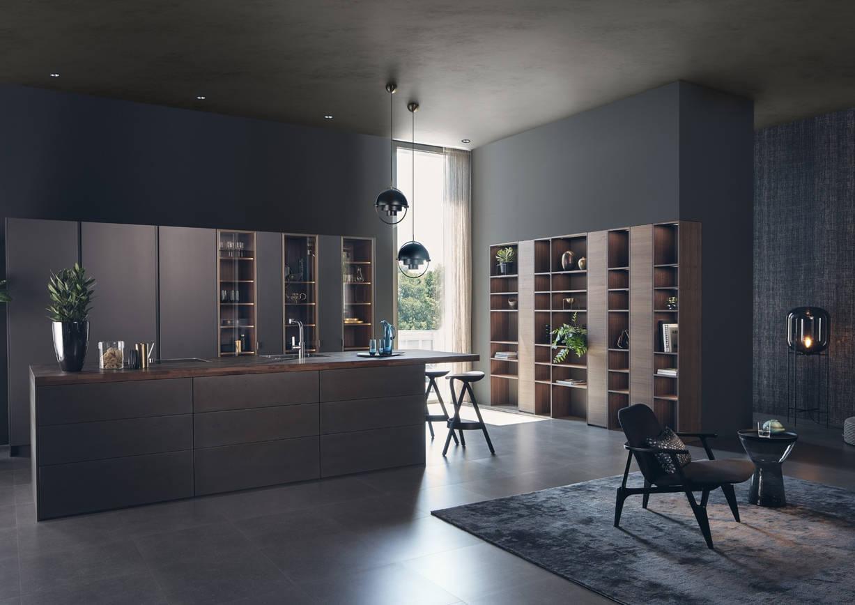 Leicht-Küche | STEEL-CLASSIC FS-TOPOS