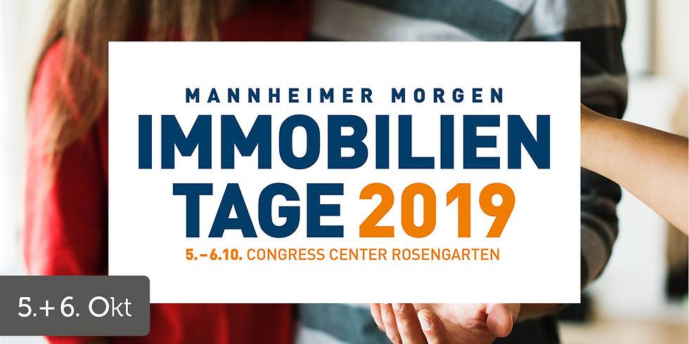 Mannheimer Morgen Immobilientage 2019