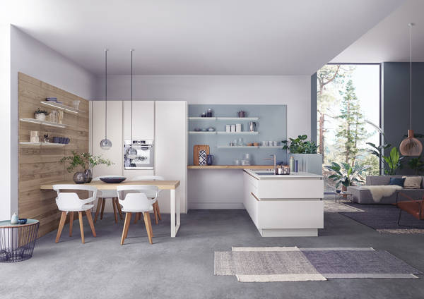 Leicht-Küche | SOLID-C, VALAIS, CLASSIC-FS