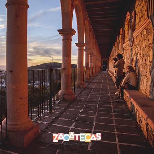 ZACATECAS, Edén Precolombino.