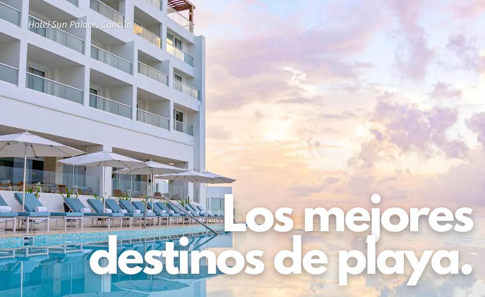 Disfruta Sol y Playa.