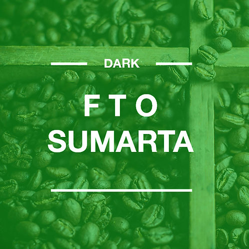 Sumatra Rainforest Alliance Certified FTO