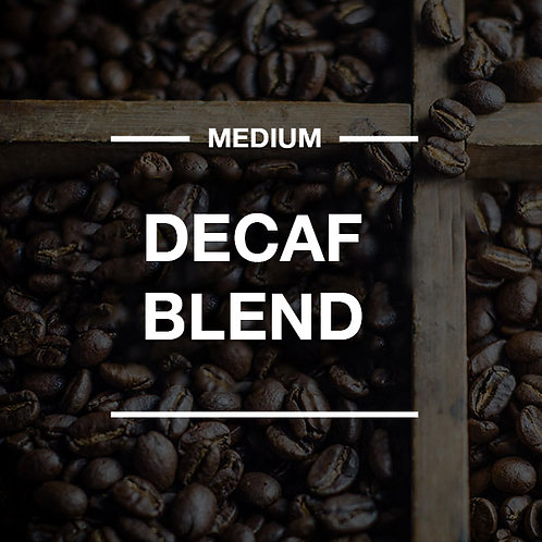 Kingston Decaf
