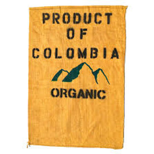 Organic High Elevation Colombian