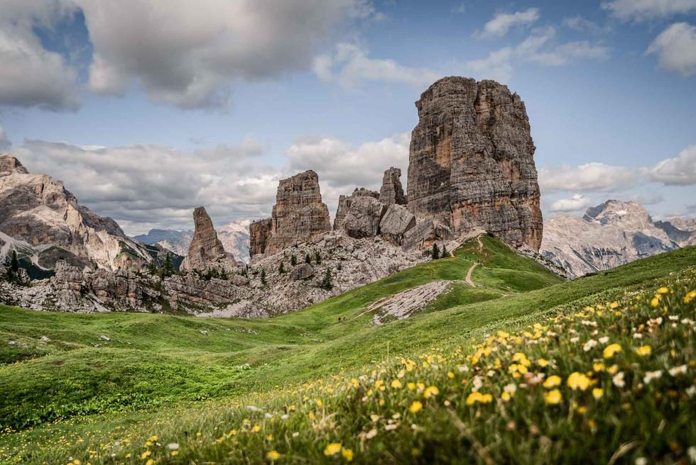 Cinque Torri, Südtirol
