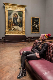 Besuch der Gemäldegalerie Alte Meister