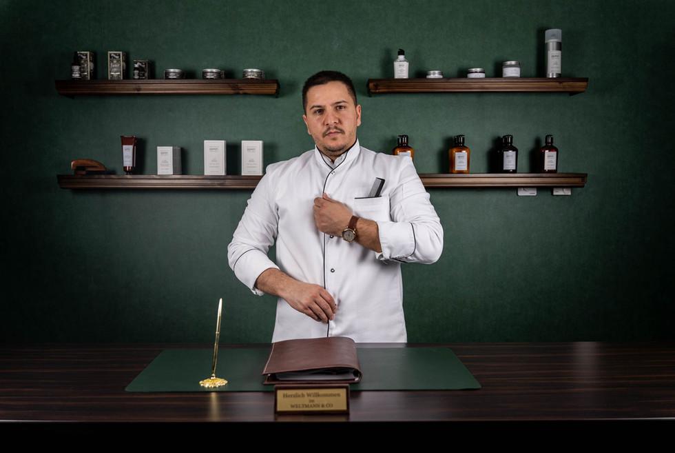Inhaber Burhan Amedov