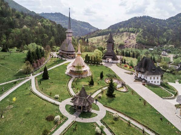 Klosteranlage von Barsana
