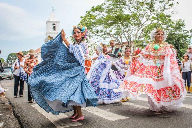 Tanz in der Straße