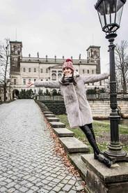 Besuch auf Schloss Albrechtsberg