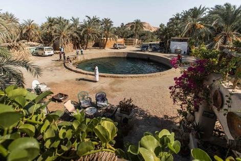 Kleopatras Brunnen