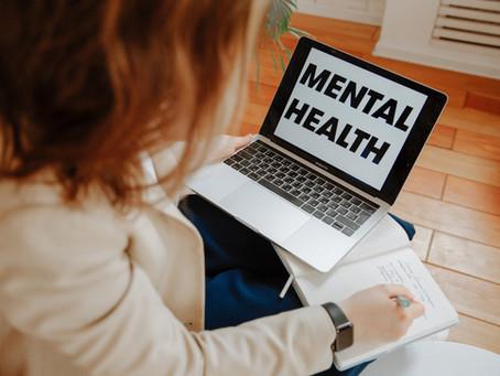 Can work improve mental health?