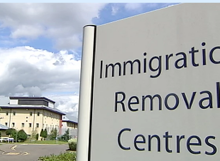 Immigration Detention and Migrant Health in the UK