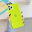 Neon Fluorescent Solid Neon Color Phone Case for iPhone 11 Pro Max XR X XS Max 7 Case