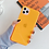 Neon Fluorescent Solid Orange Color Phone Case for iPhone 11 Pro Max XR X XS Max 7 Case