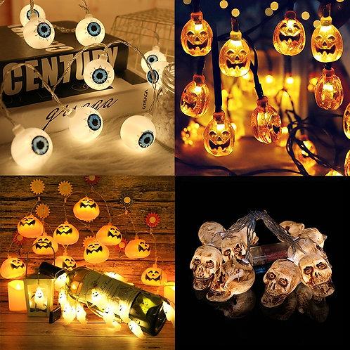 Halloween-celebration halloween lights