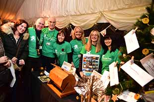 2016 Arley Hall Christmas Shopping Spectacular Volunteers_a962