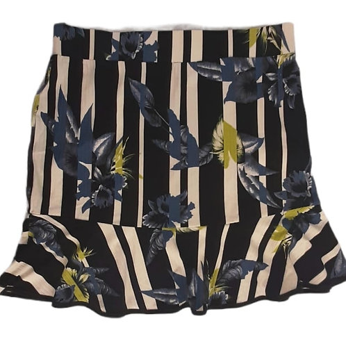 Saia Manhattan Maui Stripes Skirt