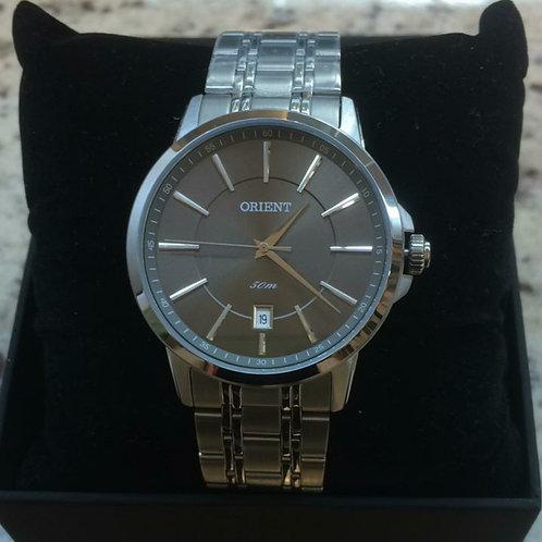 Relógio Orient Masculino Aço
