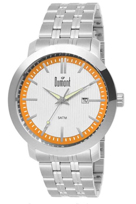 Relógio Dumont Masculino DUGM10AB/4P