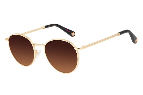 Óculos de Sol Feminino Funk-se Ludmilla Marrom