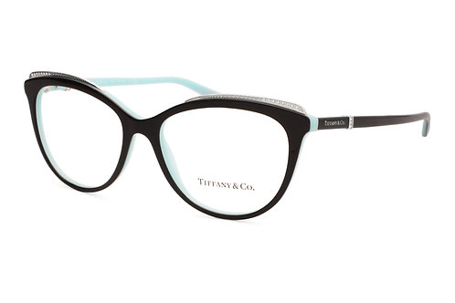 Óculos de Grau Feminino Tiffany & Co. Preto