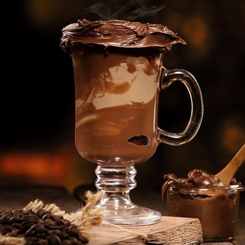 Cappuccino com Nutella