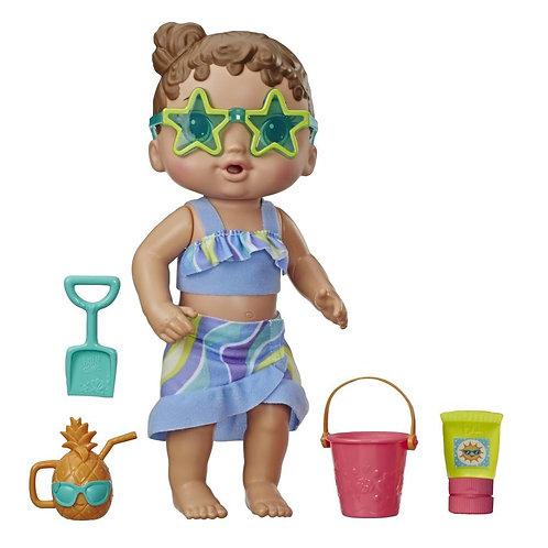 Boneca Baby Alive Sol e Areia Hasbro