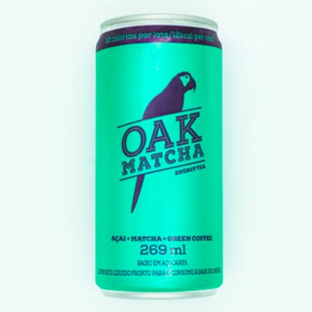 Oak Matcha Energy Tea 269ml