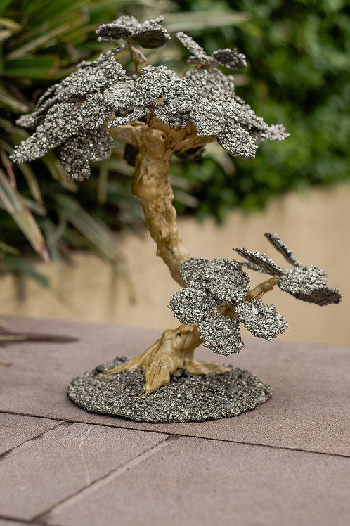 Árvore de Pirita Grande